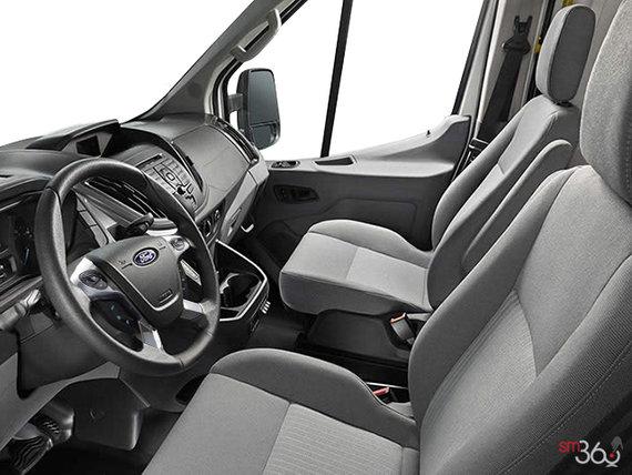 Ford Transit CC-CA FOURGON TRONQUÉ 2018