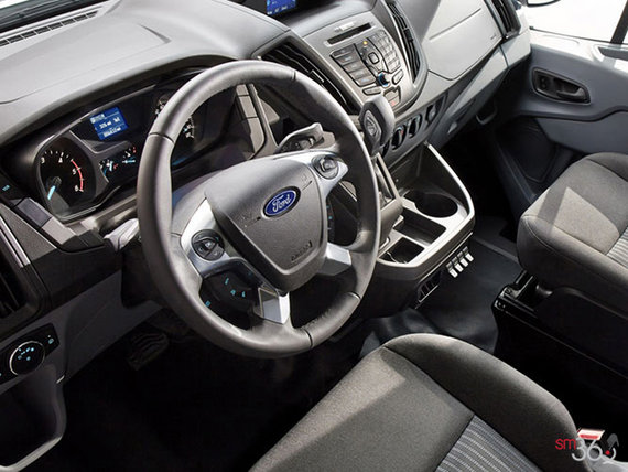 Ford Transit CC-CA CUTAWAY 2018