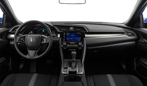 2018 Honda Civic Hatchback Lx Civic Motors Honda In Ottawa