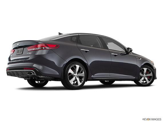 Kia Optima SX 2018
