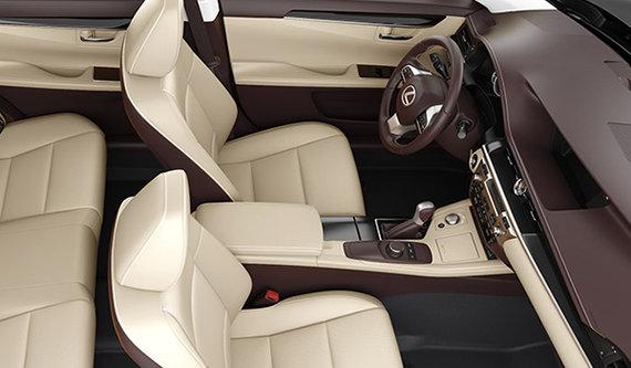 Ivory Premium Leather