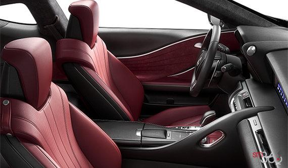 Ocher Alcantara Leather