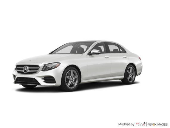 Mercedes-Benz E400 2018 4matic Sedan