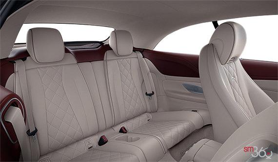 Designo Macchiato Beige/Titian Red Nappa Leather