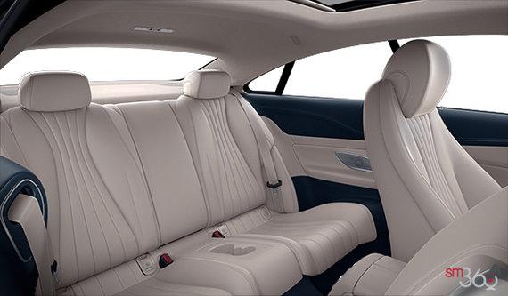 Macchiato Beige/Yacht Blue Nappa Leather