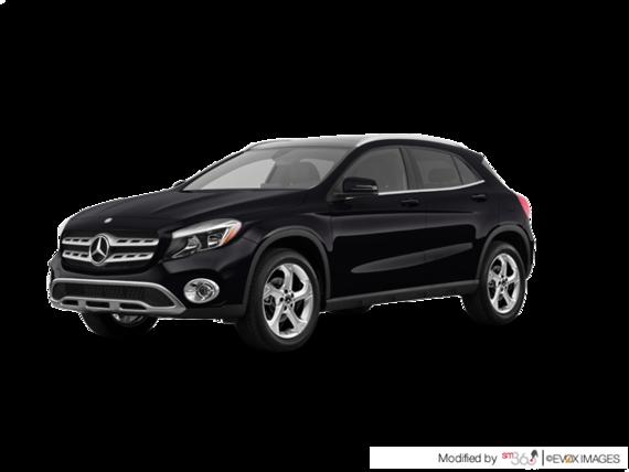 Mercedes-Benz GLA250 2018 4matic SUV