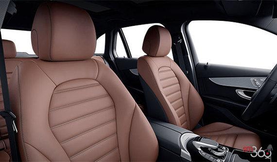 Saddle Brown / Black Leather