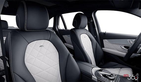 Designo Platnium White / Black Nappa Leather