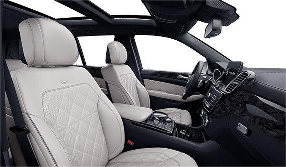 Designo Porcelain/Black Exclusive Nappa Leather