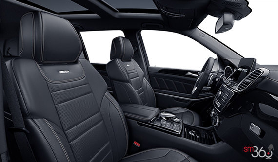 Black AMG Exclusive Nappa Leather
