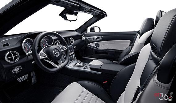 Platinum White/Black Nappa Leather