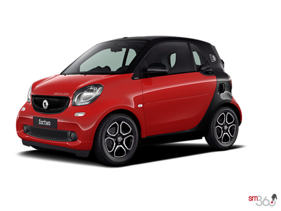 smart Fortwo 2018 Electric Drive cpe