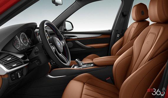 Aragon Brown /Black Full Merino Leather
