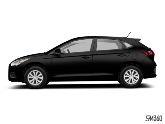 Grand Falls Hyundai New 2018 Hyundai Accent 5 Doors L For