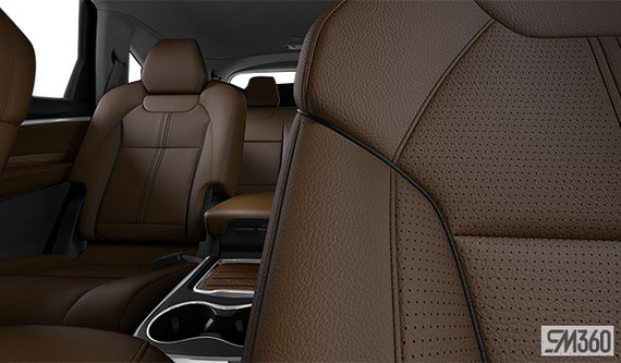 Saddle Brown Leather with Piping