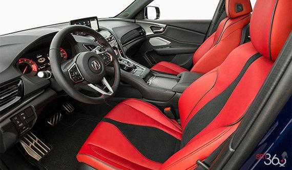2019 Acura Rdx A Spec Black Interior Best Car 2019