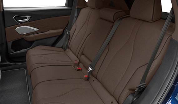 Saddle Brown Leather Piping