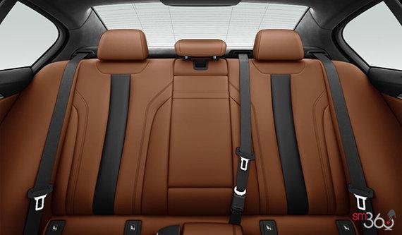 Aragon Brown/Black Extended Merino Leather