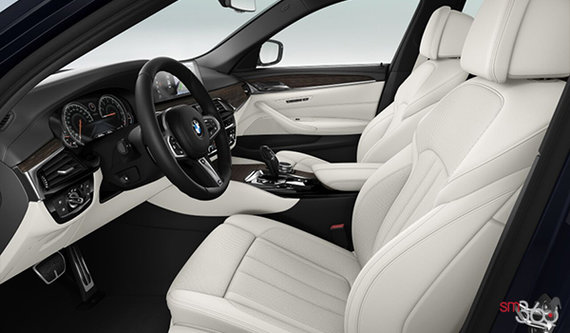 Ivory Dakota Leather with Black Interior