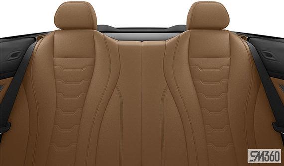 Cognac Extended Merino Leather