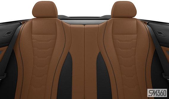 Tartufo/Black Extended Merino Leather