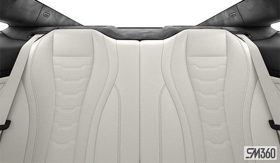 Ivory White Extended Merino Leather