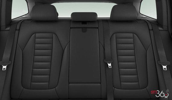 Black Vernasca Leather