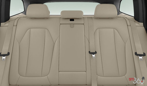 Canberra Beige Leatherette