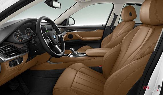 Cognac Dakota Leather