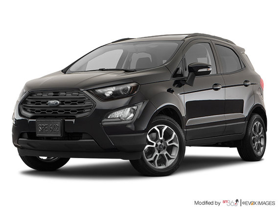 Ford Ecosport SES 2019