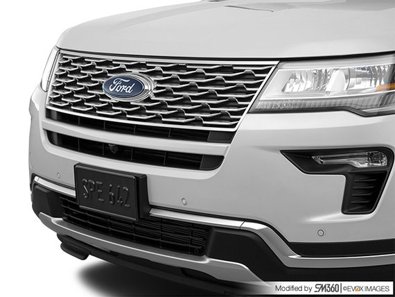 Ford Explorer PLATINUM 2019