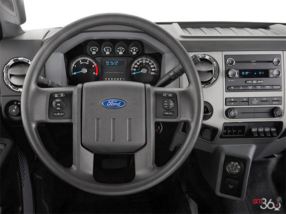 Ford F-650 SD Diesel Tractor 2019