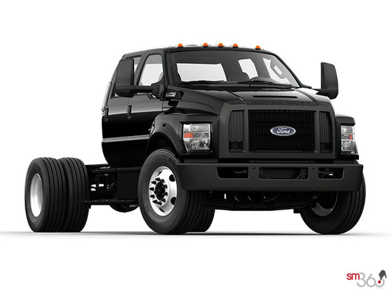 Ford F-650 SD Gas Straight Frame 2019
