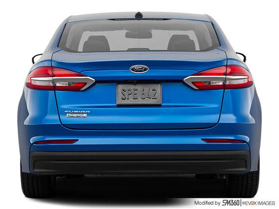 Ford Fusion Energi SEL 2019