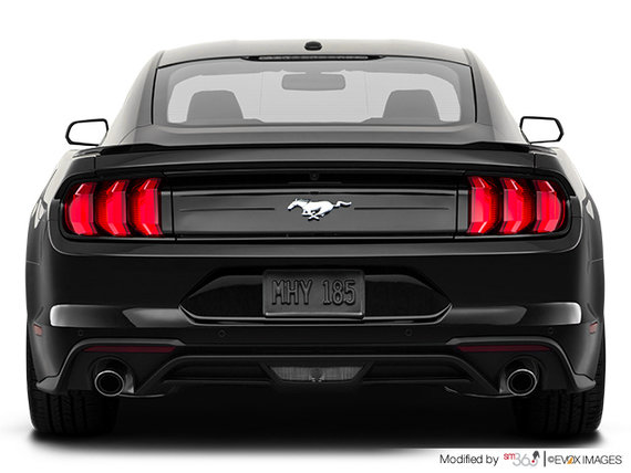 Ford Mustang Coupe EcoBoost Premium 2019