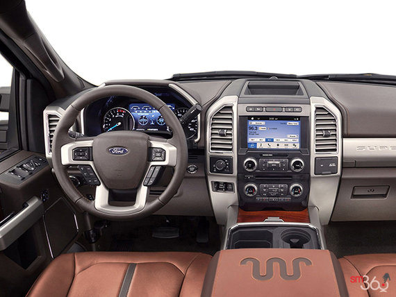 Ford Super Duty F-350 KING RANCH 2019