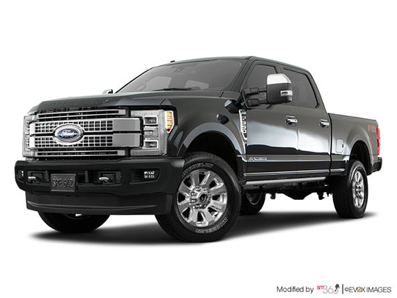 Ford Super Duty F-350 PLATINUM 2019