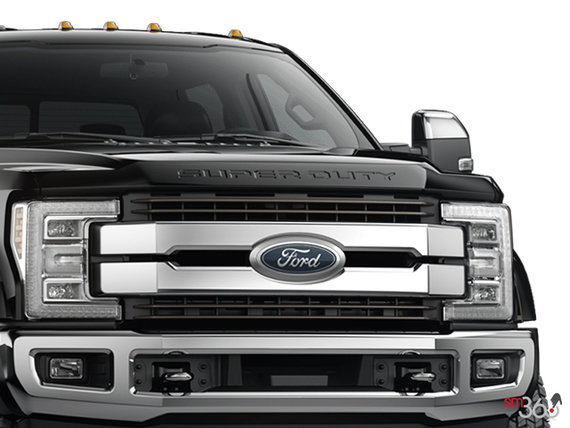 Ford Super Duty F-450 KING RANCH 2019