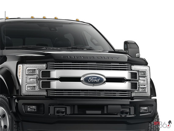 Ford Super Duty F-450 LIMITED 2019