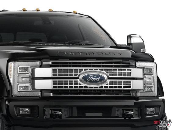 Ford Super Duty F-450 PLATINUM 2019