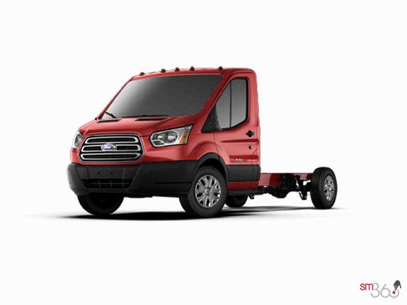 Ford Transit CC-CA CUTAWAY 2019
