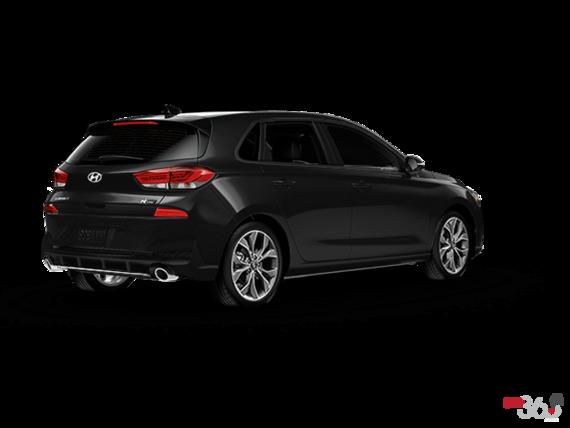 Edmundston Hyundai New 2019 Hyundai Elantra Gt N Line Ultimate For