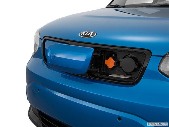 Kia Soul EV EV LUXE 2019