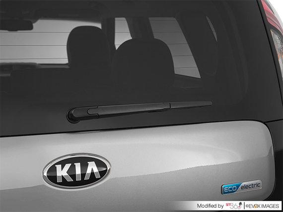 Kia Soul EV EV LUXE Toit ouvrant 2019