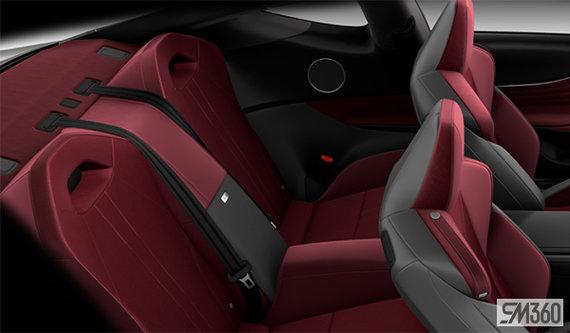 Rioja Red Alcantara Leather