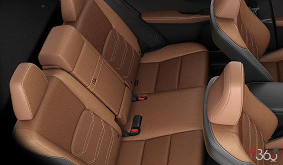 Glazed Caramel Leather