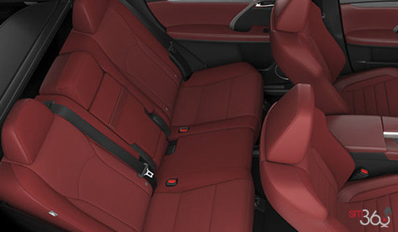 Rioja Red F Sport Leather