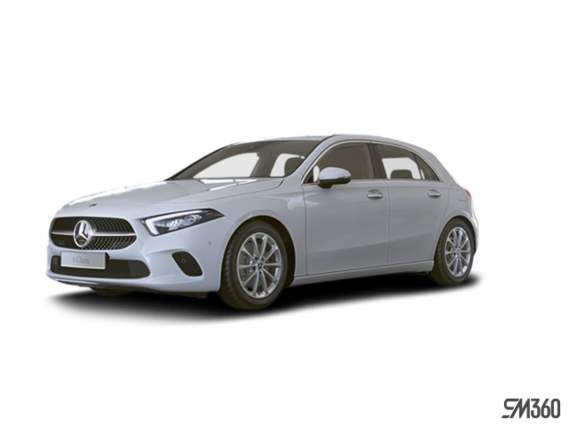 Mercedes-Benz A-Class 2019 4matic Hatch