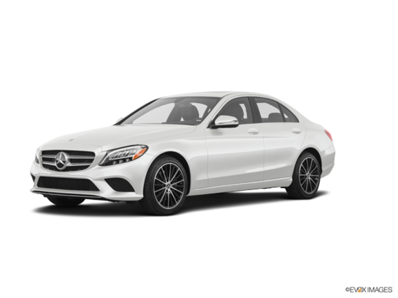 Mercedes-Benz C300 2019 4matic Sedan