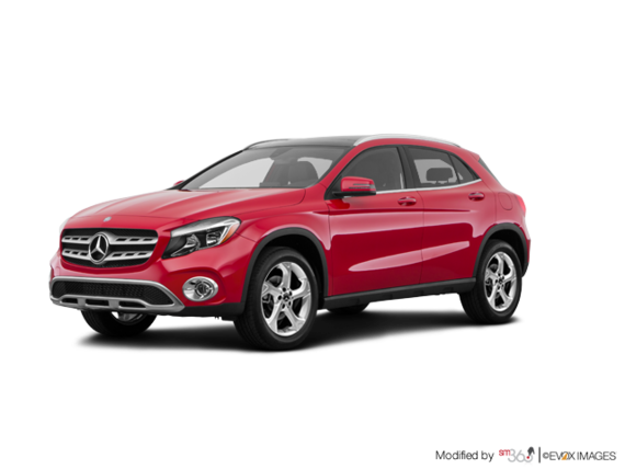 Mercedes-Benz GLA250 2019 4matic